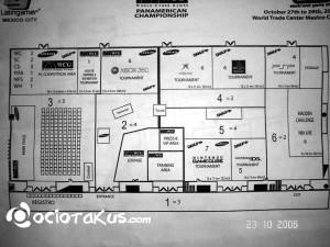 Primer piso del EGS- Torneos