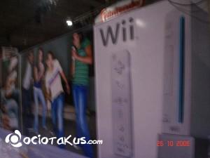 El Wii de Nintendo en el EGS México