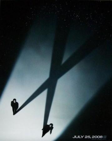 Poster de la pelicula de X Files