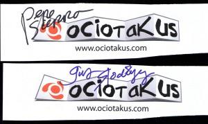 Firmas Gus y Pepe para Ociotakus