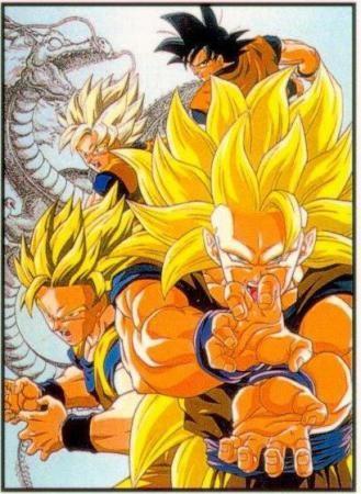 Goku - Kakarotto