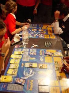 Jugadores de cartas empedernidos