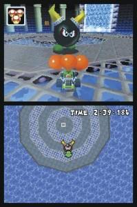 Mario Kart DS Misiones