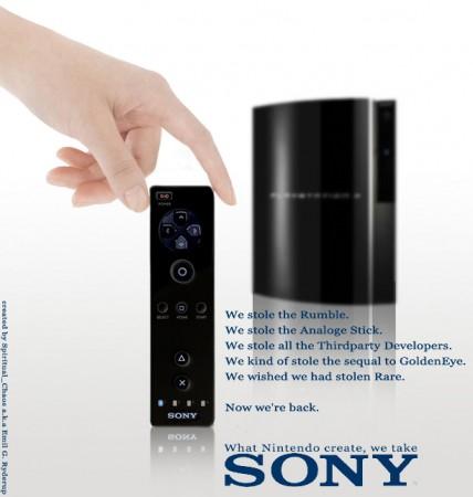 Sony, tan original como siempre