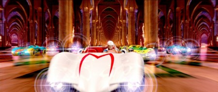 Speed Racer Go!