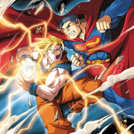 Superman contra Goku, por quién apuestas