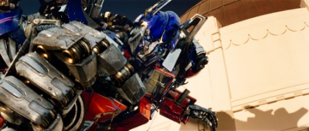 El lider Autobot