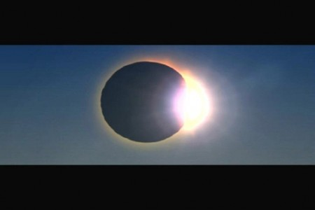 Eclipse tipo Heroes en Dragon Ball