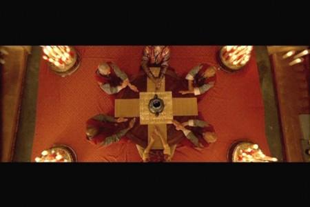 Mesa redonda Dragon Ball Película