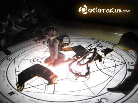 Wallpaper Fullmetal Alchemist Funeral de Shaka