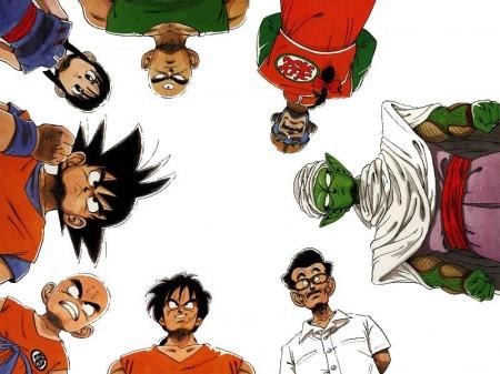 Qué significan los nombres de Dragon Ball