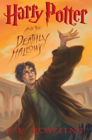 Portada del libro de Harry Potter