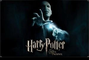 Wallpaper del poster de la película: Harry Potter y la Orden del Fénix