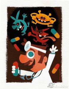 I am 8 bit - Dr. Mario y los virus