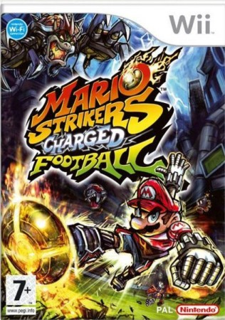 Friend Codes para Mario Strikers Charged
