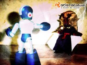 Megaman contra el patriarca