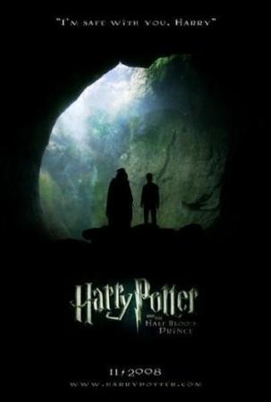 Poster Harry Potter y el principe mestizo