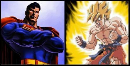 Superman contra Goku: 2a parte