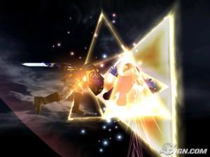 Super Smash Bros Brawl -Link poder