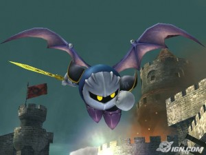 Super Smash Bros Brawl -MetaKnight