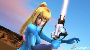 Super Smash Bros Brawl -Samus