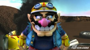 Super Smash Bros Brawl - Wario