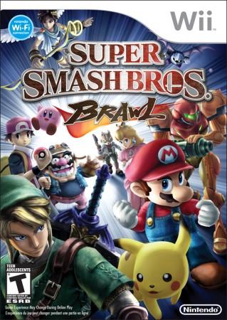 Smash Bros Brawl