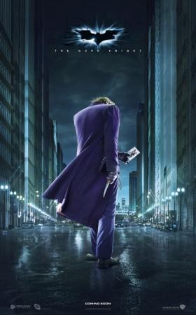 El Joker en ciudad Gótica