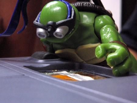 Tortuga Ninja Felixe