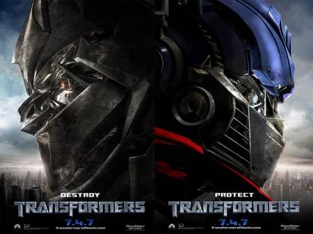 Megatron VS. Optimus Prime, quién ganará?